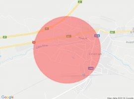 Vanzare  terenuri constructii Sibiu, Cristian  - 20600 EURO