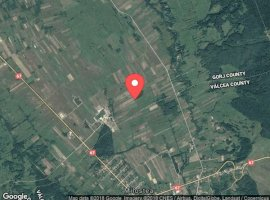 Vanzare  terenuri agricol  3500 mp Valcea, Slatioara  - 1 EURO