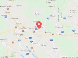 Vanzare  terenuri constructii  1595 mp Dambovita, Gura Ocnitei  - 30000 EURO