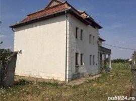 Vanzare  casa  8 camere Timis, Uivar  - 55000 EURO