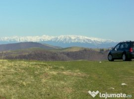Vanzare  terenuri constructii  10.6 ha Sibiu, Paltinis  - 80000 EURO