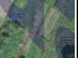 Vanzare  terenuri constructii  3381 mp Covasna, Bicfalau  - 30900 EURO