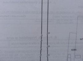 Vanzare  terenuri constructii  2300 mp Dolj, Robanesti  - 5500 EURO
