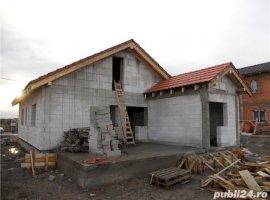 Vanzare  casa  3 camere Timis, Giarmata-Vii  - 93000 EURO