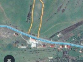 Vanzare  terenuri constructii  2400 mp Cluj, Ciurila  - 0 EURO