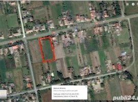 Vanzare  terenuri constructii  2929 mp Timis, Livezile  - 10500 EURO