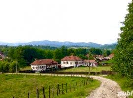 Vanzare  terenuri constructii  13.8 ha Arges, Bughea de Sus  - 2 EURO