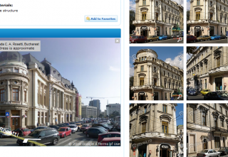 Google a lansat Street View în România