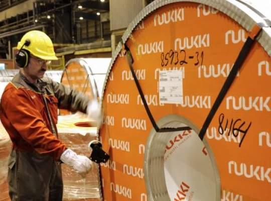 Ruukki exportă 40% din producția din România