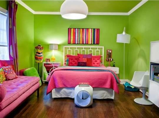 Idei pentru amenajarea dormitorului unei adolescente
