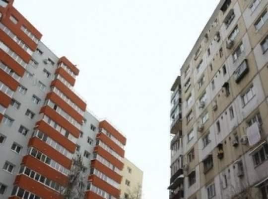 Apartamentele din Bucuresti, mai ieftine
