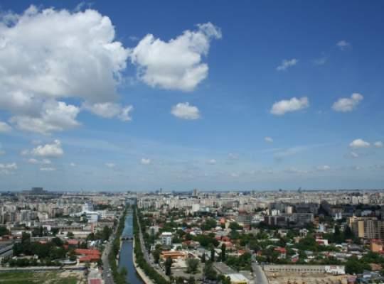 Cel mai inalt penthouse din România! Afla cat a costat aceasta priveliste