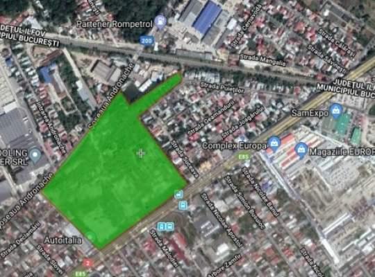 Investitie imobiliara: teren de 9 ha  scos la licitatie!
