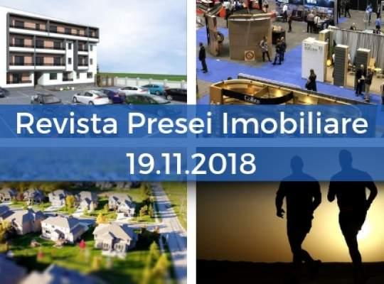 Revista Presei imobiliare: cele mai importante stiri imobiliare din 19 noiembrie