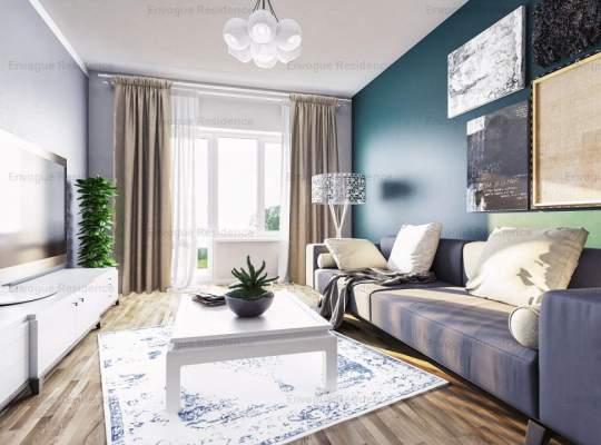 Frig afara? Viziteaza apartamentele din EnVogue Residence de la tine de acasa. Preturile pornesc de la 32.000 euro!
