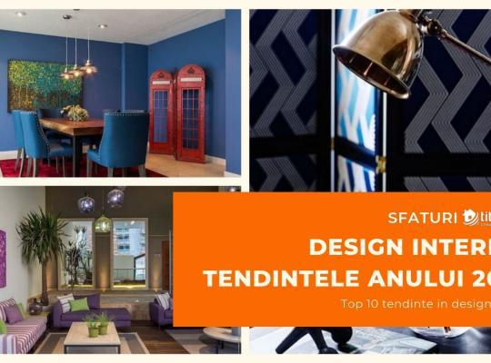 Titirez.ro prezinta: Ghid complet  -  Design interior 2020