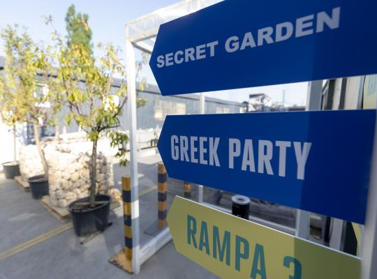 Am fost acolo: INSPIRED BY GREECE, un event conceptual marca PIATRAONLINE