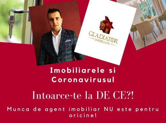 """Episodul 8 - Imobiliarele si Coronavirusul - Pulsul luat din IASI: """"Intoarce-te la DE CE-ul tau! Munca de agent imobiliar NU este pentru oricine!"""""""