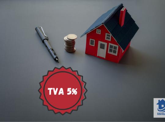 TVA de 5% pentru locuintele pana in 140.000 euro