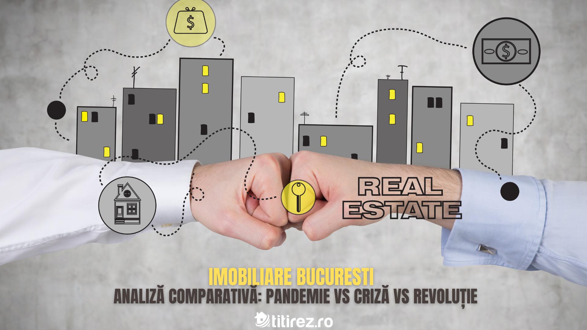 Care este preţul real al unei locuinţe în Bucureşti? Analiză comparativă: Pandemie vs Criză vs Revoluţie