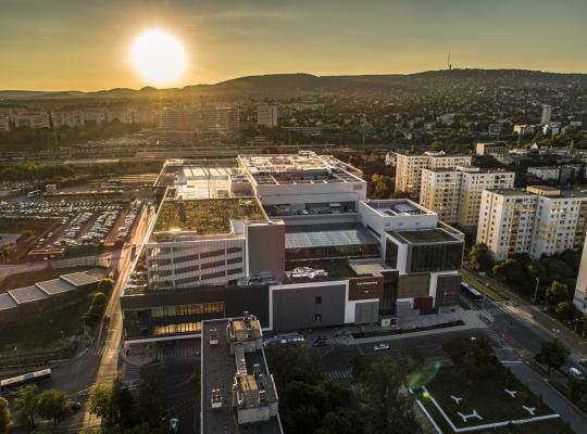 Etele Plaza, primul mall smart din Ungaria, a fost inaugurat.